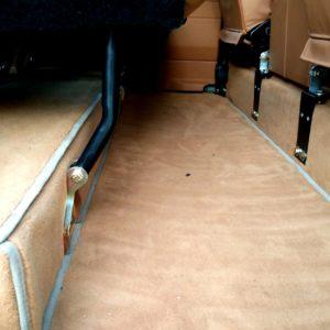 1983 LR LHD Defender 110 V8 A 2nd row carpet