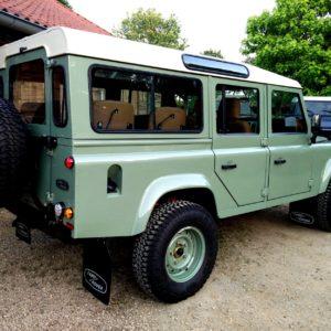 1983 LR LHD Defender 110 V8 A right rear