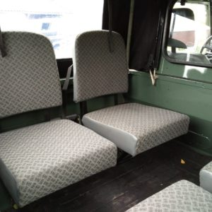 1985 Landrover 90 LHD Truckcab Kesw. Freestyle done jumpseats loadfloor