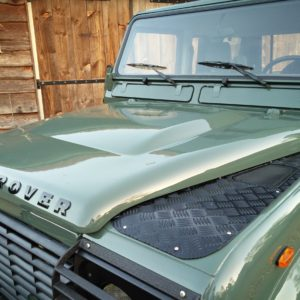 1985 Landrover 90 LHD Truckcab Kesw. Freestyle done tdci hood