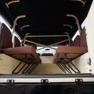 1988 110 Tithonus LHD Ivory ready 4 jump seats low