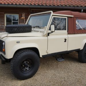 1988 110 Tithonus LHD Ivory ready left front