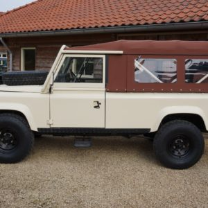 1988 110 Tithonus LHD Ivory ready left side