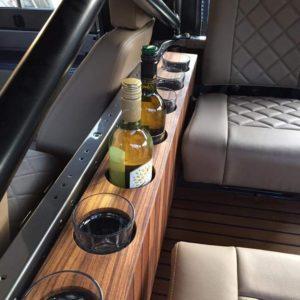 1990 LR LHD 110 Tithonus Grey ready cabinet 2