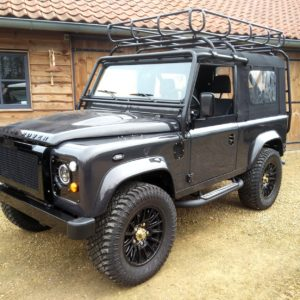 1991 LR LHD Defender 90 200 tdi Havana ready with top left front