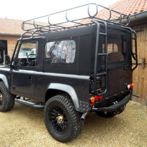 1991 LR LHD Defender 90 200 tdi Havana ready with top left rear