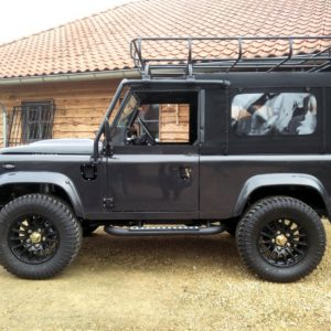 1991 LR LHD Defender 90 200 tdi Havana ready with top left side