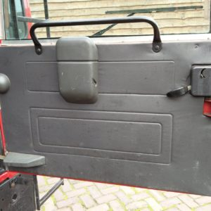 1992 LR LHD 110 5 dr 200 tdi Ex Fire Dept interior rear doortrim