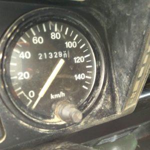 1991 LR LHD 110 5dr 200 Tdi Green speedo