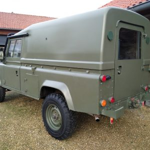 1986 LR RHD Landrover Tithonus left rear