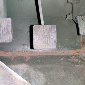 1987 LR RHD Defender Tithonus RH floor