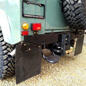 1991 LR LHD Defender 90 Tdi Keswick 2 ready rear crossmember