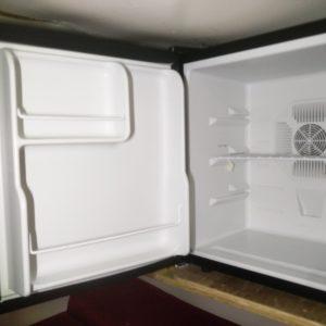 1984 LR LHD Defender 110 3.5V8 Camper inside fridge