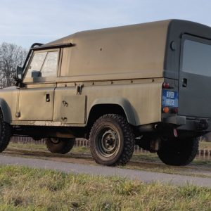 1986 LR LHD Defender Tithonus left rear