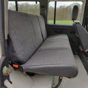 1994 LR LHD Defender 110 5dr 300 Tdi B NAS wheels 2nd row seats
