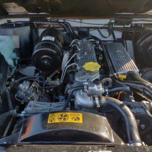 1994 LR LHD Defender 110 5dr 300 Tdi B NAS wheels engine bay