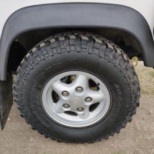 1994 LR LHD Defender 110 5dr 300 Tdi B NAS wheels with BFG 255 85 16