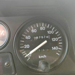 1994 LR LHD Defender 90 Conisten Green speedo 87500 km