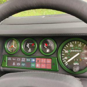 1995 LR LHD Defender 90 300 tdi Aintree AA open instrument binnacle