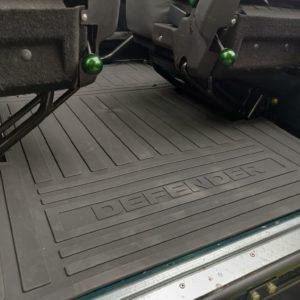 1995 LR LHD Defender 90 300 tdi Aintree AA open rear cargo mat
