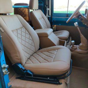 1992 LR LHD 110 Tuscan Blue 200 Tdi ready dash and trim right