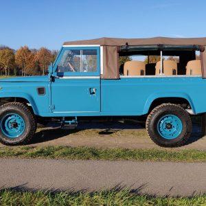 1992 LR LHD 110 Tuscan Blue 200 Tdi ready left side