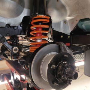 1992 LR LHD Defender 110 Tdi Riviera Blue B new susp and brakes LH
