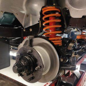 1992 LR LHD Defender 110 Tdi Riviera Blue B new susp and brakes RH