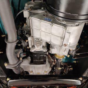 1992 LR LHD Defender 110 Tdi Riviera Blue B new trasnfer box 1.4 installed