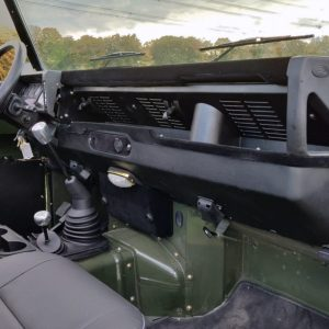 1992 LR LHD Defender 3 dr 200 Tdi Eastnor 2 dash and trim