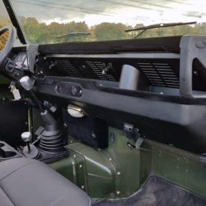 1992 LR LHD Defender 3 dr 200 Tdi Eastnor 2 dash and trim