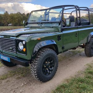 1992 LR LHD Defender 3 dr 200 Tdi Eastnor 2 left front