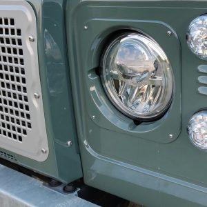 2004 LR Defender 90 TD5 Keswick AC LED headlights