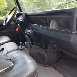 1993 LR LHD Defender 90 200 Tdi Grey dash and trim right