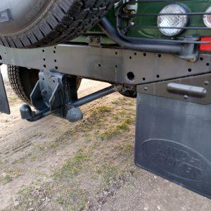 1995 LR LHD Defender 90 Conisten Green 300 Tdi rear crossmember