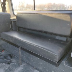 1985 LR LHD Defender 110 V8 CH loadfloor benches