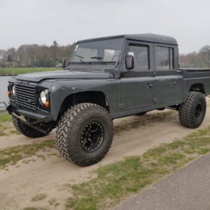 1994 LR LHD Defender 130 300 Tdi left front