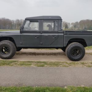 1994 LR LHD Defender 130 300 Tdi left side