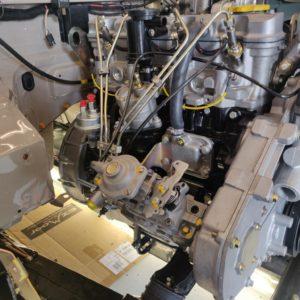 1991 LR LHD Defender 110 5 dr Tdi Cappuchino day 20 rebuild 200 Tdi installed