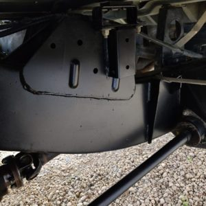 1992 LR LHD Defender 110 3 dr 200 Tdi chassis rear right