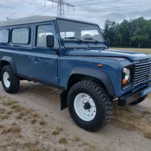 1992 LR LHD Defender 110 3 dr 200 Tdi right front