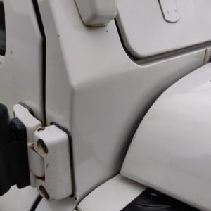 1993 LR LHD Defender 90 200 Tdi White A bulkhead top right