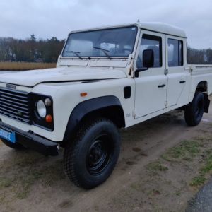 1993 LR LHD Defender 130 200 Tdi left front