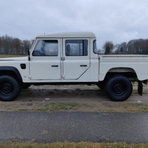 1993 LR LHD Defender 130 200 Tdi left side