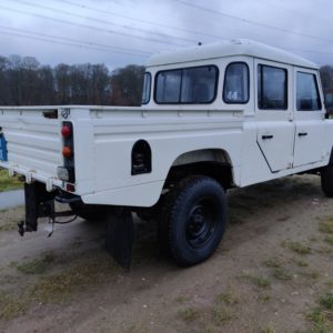 1993 LR LHD Defender 130 200 Tdi right rear