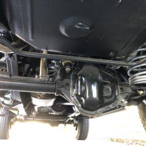 1993 Landrover Defender 110 Silver 200 Tdi suspension rebuild rear