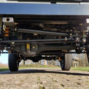 1991 LR LHD Defender 90 200 Tdi A front susp l+r