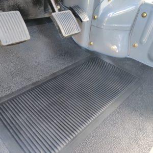1991 LR LHD Defender 90 200 Tdi A int. drivers floor new mat