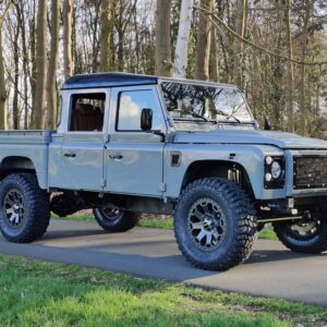1993 LR LHD Defender 130 day 57 right front