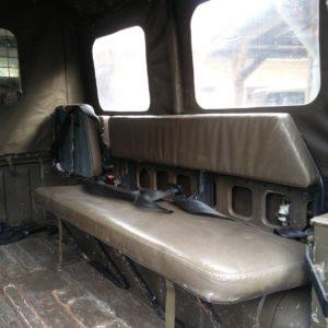 1991 Mercedes G Class 460 Soft Top, 230 GE Auto loadfloor seats